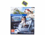 ALL FOR PAWS (AFP) TRAVEL DOG BOOSTER SEAT SMALL