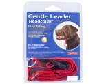 GENTLE LEADER CORRECTION COLLAR MEDIUM RED