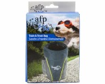 ALL FOR PAWS (AFP) TRAVEL DOG TRAIN AND TREAT BAG