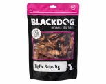 BLACKDOG PIGS EAR STRIPS 1KG