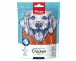 WANPY DOG TREATS DRY CHICKEN JERKY 454G