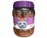 WANPY DOG TREATS DRY DUCK JERKY 576G