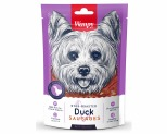 WANPY DOG TREATS DUCK SAUSAGES 100G