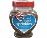 LOVE EM LIVER SPRINKLES 100GM