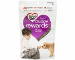 LOVE EM PUPPY REWARDS 120GM