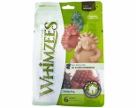 WHIMZEES VEGGIE 6 PACK HEDGEHOG LARGE