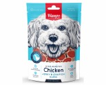WANPY CHICKEN/CODFISH SUSHI ROLLS FOR DOGS 100G