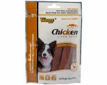 WANPY CHICKEN LIVER STRIPS 100G