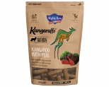 MIGHTY RAW DOG KANGARUFFS KANGAROO WITH PEAS 210G