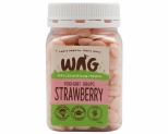 WAG STRAWBERRY YOGHURT DROPS 250G