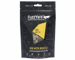 FUZZYARD SUPERNATURALS DOG TREATS EMU WITH BROCCOLI 70G