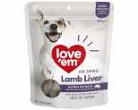 LOVE EM AIR DRIED LAMB LIVER 200G