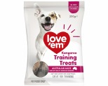 LOVE EM KANGAROO MINI TREATS 200G