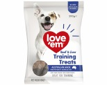 LOVE EM LIVER MINI TREATS 200G