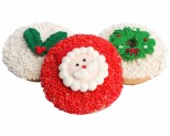 POOCH TREATS FESTIVE BISCUITS