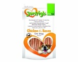 VITAPET JERHIGH CHICKEN AND BACON 100GM