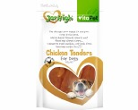 VITAPET JERHIGH CHICKEN TENDERS 100GM