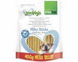 VITA PET JERHIGH MILKY STICKS 400G