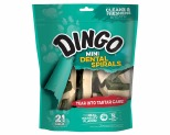 DINGO DENTAL SPIRAL TREAT MINI 21 PACK