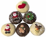 POOCH TREATS XMAS MUFFINS