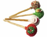 POOCH TREATS XMAS CAKE POPS