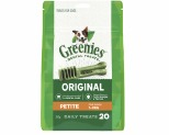 GREENIES ORIGINAL TREAT PACK PETITE 340G