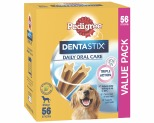 PED DENTASTIX LARGE/GIANT DOG 56 PACK