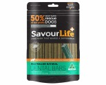 SAVOURLIFE AUSTRALIAN NATURAL DENTAL BARS FOR MED TO LRG DOGS (5PK)