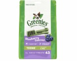 GREENIES BLUEBERRY DOG DENTAL CHEWS TEENIE 340G