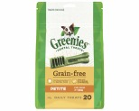 GREENIES GRAIN FREE DENTAL TREATS PETITE 340G