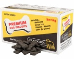 BLACKDOG BISCUIT CHARCOAL 5KG
