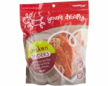 YOURS DROOLLY CHICKEN TENDERS DOG TREATS 500G