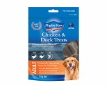 MIGHTY RAW DOG ADULT GRAIN FREE TREATS 210G
