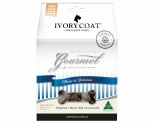 IVORY COAT CHEWY PEANUT BUTTER TREATS 300G