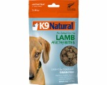 K9 NATURAL LAMB FREEZE DRIED BITES DOG TREAT 50G