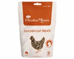 WHISKER MEOWS CHICKEN CAT TREATS 100G