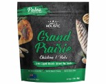 ABSOLUTE HOLISTIC AIR DRIED DOG TREATS - GRAND PRAIRIE CHICKEN & HOKI 100GM