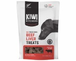 KIWI KITCHENS BEEF LIVER FREEZE DRIED TREATS 250G