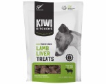 KIWI KITCHENS LAMB LIVER FREEZE DRIED TREATS 250G