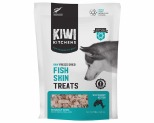 KIWI KITCHENS FISH SKIN FREEZE DRIED TREATS 110G