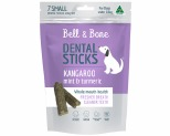 BELL AND BONE DOG TREAT DENTAL SMALL 126G