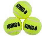 KONG SQUEAKAIR BALLS EXTRA SMALL 3 PACK