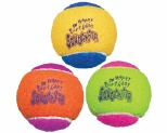 KONG SQUEAKAIR BIRTHDAY BALL 3 PACK