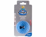 ROGZ GUMZ BALL LARGE BLUE 7.8CM