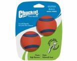 CHUCKIT ULTRA DOG BALL SMALL 2 PACK (CHUCK IT)
