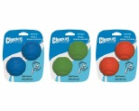 CHUCKIT FETCH BALL MEDIUM 2PK