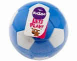 KAZOO SOCCER TREAT BALL RED/WHITE/BLUE 12CM