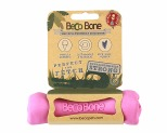 BECO PETS PINK BONE SMALL