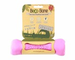 BECO PETS PINK BONE MEDIUM