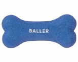 GUMMI PET TENNIS BONE BLUE